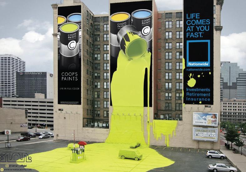 تبلیغات چریکی چیست؟