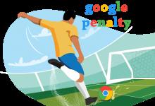 تصویر از گوگل پنالتی چیست؟