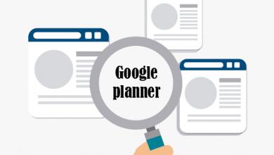 تصویر از Google planner چیست؟