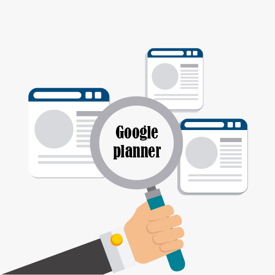 Google planner چیست؟